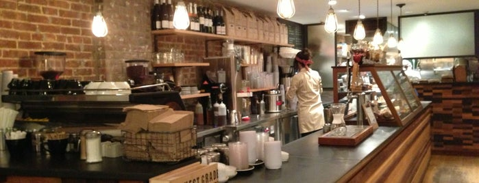 Irving Farm Coffee Roasters is one of The Best Coffee Shop In 30 NYC Neighborhoods.
