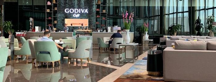 Rixos Premium Dubai is one of Lieux qui ont plu à Tolga.