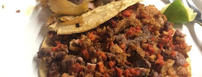 Tacos Don Manolito is one of Lieux qui ont plu à Alejandra.