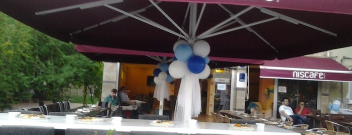 Niş is one of Trakya Kahvehane ve Pastaneler.