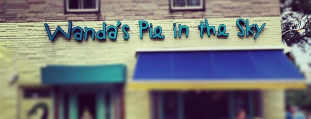 Wanda's Pie in the Sky is one of Toronto.