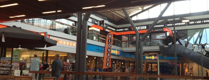 Winkelcentrum Vier Meren is one of Safiye : понравившиеся места.