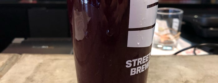 Streetside Brewery is one of Ohio.