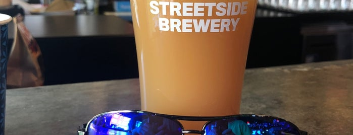 Streetside Brewery is one of Cincinnati Area Breweries.