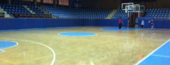 100.Yıl Spor Salonu is one of Comments Comments.