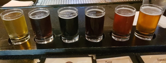 Dog Money Restaurant and Brewery is one of Loudoun Ale Trail.