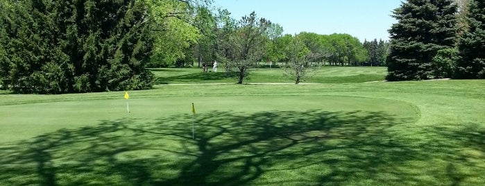 Currie Park Golf Course is one of Posti che sono piaciuti a Rob.