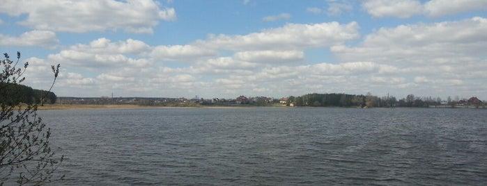 Озерце is one of Tempat yang Disukai Ihor.