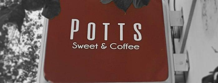 Potts Sweet & Coffee is one of Uruguay.