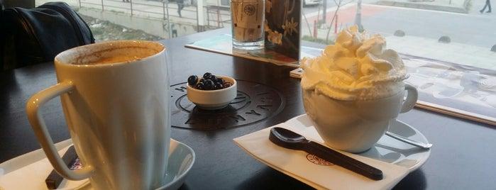 Kahve Dünyası is one of Sibelさんの保存済みスポット.