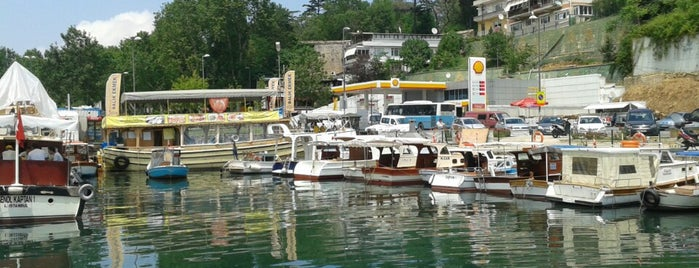 beykoz balıkçı limanı is one of GezginGurmeさんのお気に入りスポット.