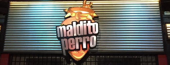 Maldito perro Rock bar is one of Antoninoさんの保存済みスポット.