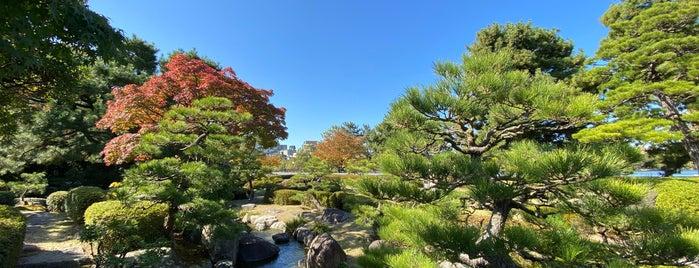 大濠公園 日本庭園 is one of JulienF 님이 좋아한 장소.