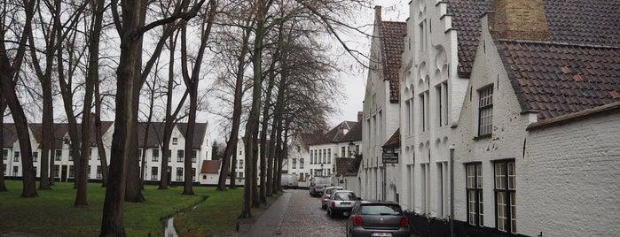Sint Elisabethkerk Begijnhof is one of Brugge.
