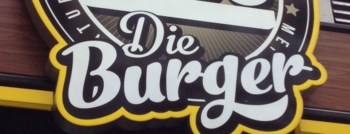 1885 Die Burger is one of Burger!.
