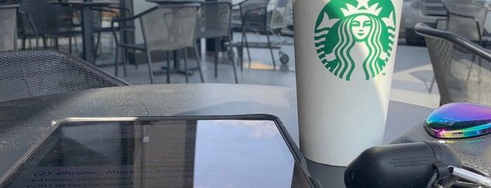 Starbucks is one of Lugares favoritos de Samir.