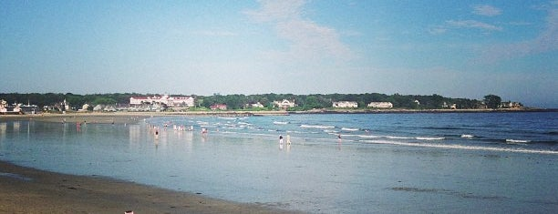 Kennebunk Beach is one of Maine!.