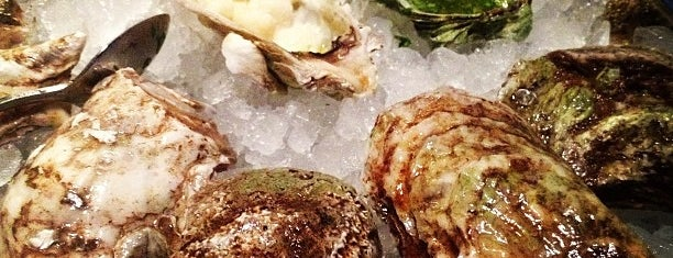 John Dory Oyster Bar is one of NYC Favorites/To-Gos.