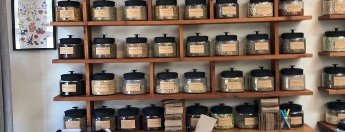Homestead Apothecary is one of Inspiration.