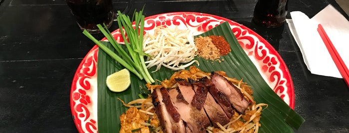 Baan Phadthai is one of Dining.