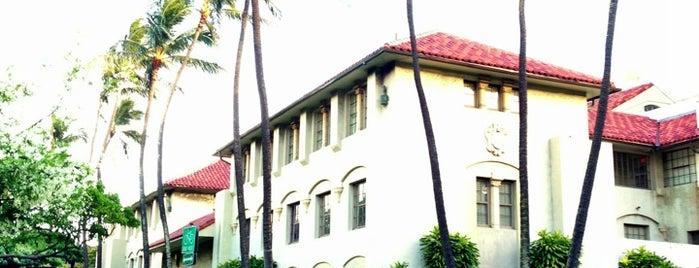 Honolulu Hale is one of Hello USA.