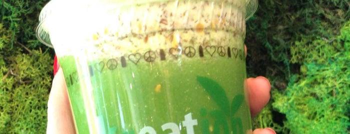 Kreation Organic Juicery is one of Michele: сохраненные места.