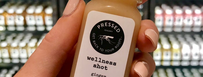 Pressed Juicery is one of Lieux qui ont plu à Hideo.