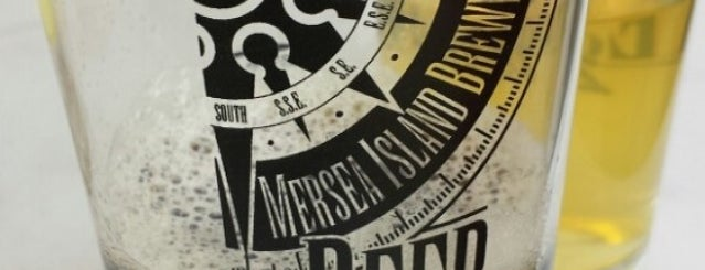 Mersea Island Brewery is one of Posti che sono piaciuti a Mike.