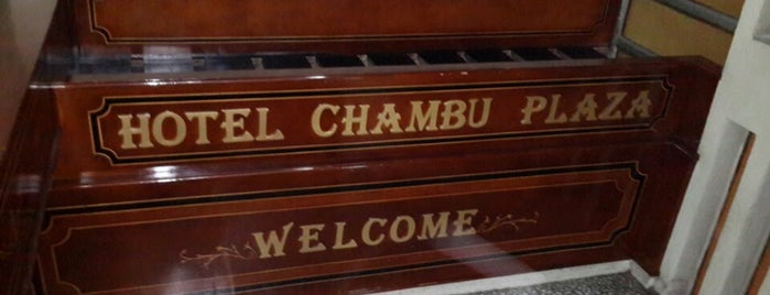 Hotel Chambu is one of Locais curtidos por Xavi.