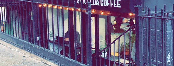 St Kilda Coffee is one of sda@nyc.