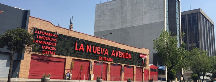 Linoleums La Nueva Avenida is one of Heshu 님이 좋아한 장소.