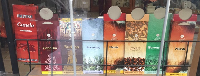 Librería Esotèrica La Gran Búsqueda is one of paseando.
