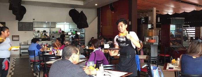Azkatl Fonda Mexicana is one of desayunos.