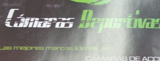Cámaras Deportivas is one of Rodrigo'nun Kaydettiği Mekanlar.