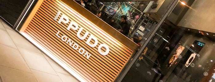 Ippudo London is one of Best Asian Food In London.