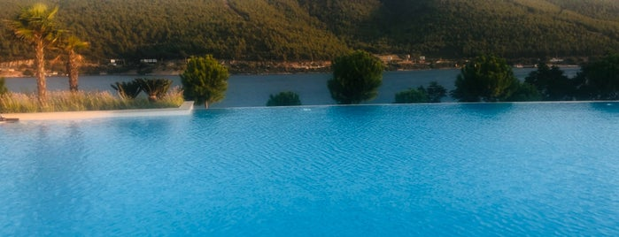 La Blanche Island Bodrum is one of تركيا.