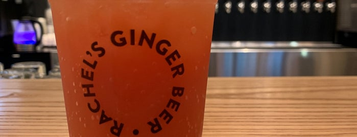 Rachel's Ginger Beer is one of Cusp25 님이 좋아한 장소.