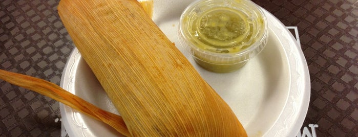 La Loma Tamales is one of Brad's Liked Places.