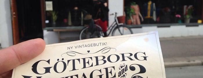 Göteborg vintage and 2 hand supply is one of Göteborg.