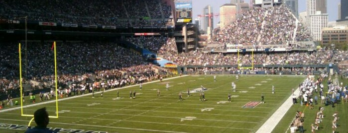 CenturyLink Field is one of US Pro Sports Stadiums - ALL.