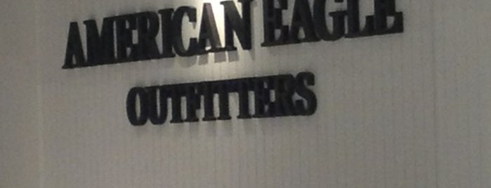 American Eagle & Aerie Outlet is one of NYC.