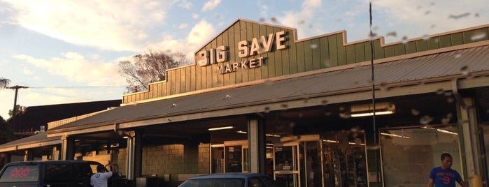 Big Save Market is one of Lugares favoritos de Maggie.