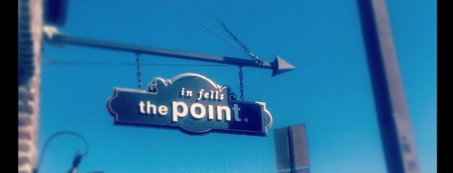 The Point in Fells is one of Places I've Reviewed.