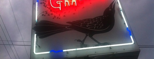 The Grackle is one of Antonia 님이 좋아한 장소.