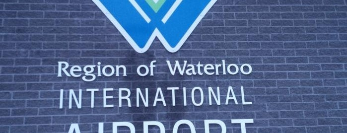 Region of Waterloo International Airport (YKF) is one of Airports.