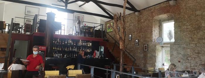 Restaurante Mãe d'Água is one of Restaurantes bons.