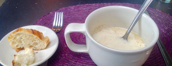 Oh Là Là is one of Café.