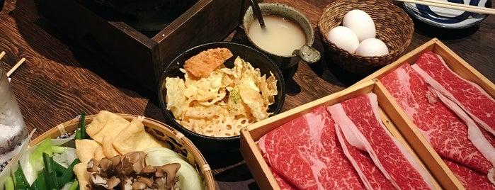 すき焼き炭火居酒屋 北斗 is one of Kyoto.