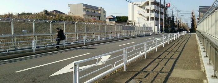 鶴蒔橋 is one of Lieux qui ont plu à Nora.