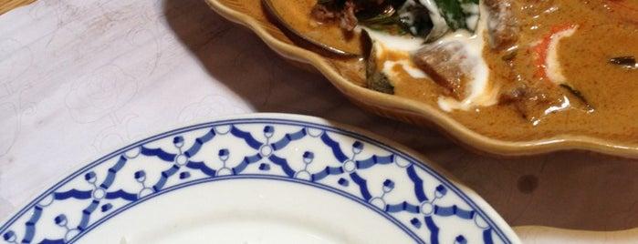 Your Place Thai Cuisine is one of Lieux qui ont plu à David.